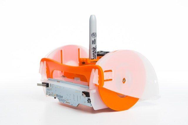 mirobot v3 drawing turtle robot kit openstem pty ltd