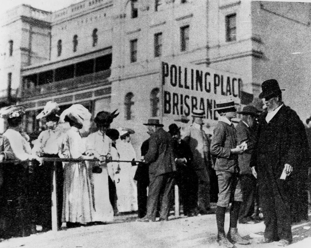 the 1924 election suffrage and election How did the large number of candidates affect the 1924 election large number of candidates affect the popular vote, i worked out how every election.