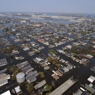 Rising sea levels and our children's future